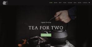 ET-Tea Shop on Divi Cake