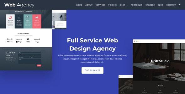 ET-Web Agency on Divi Cake