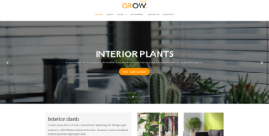 Grow on Divi Cake