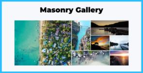 Masonry Gallery on Divi Cake