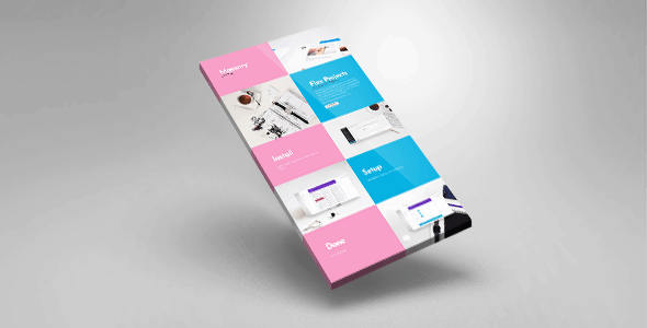 Flex Projects on Divi Cake