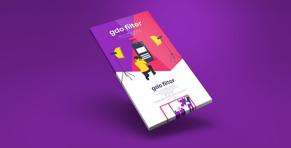Gdo filter on Divi Cake