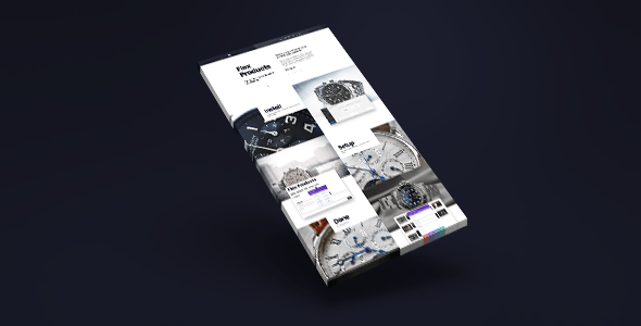 Flex Products on Divi Cake
