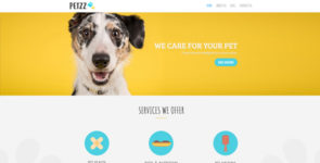 Pettz by DiviPug on Divi Cake