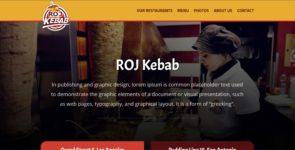 Kebab on Divi Cake