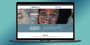 World Charity Layout Pack for Divi Theme on Divi Cake